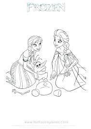 Disney Coloring Book Pages Frozen Princess Coloring Book Prince