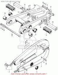 Honda cl125 wiring diagram as well partslist as well partslist also partslist also honda cl100 carburetor