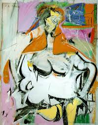learn art history on twitter woman by willem de kooning 1949 abstract expressionism art