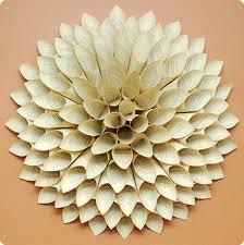 Christmas Paper Flower Wreath 40 Innovative Paper Wreaths To Try This Christmas Christmas