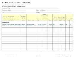 Shoe Inventory Excel Template