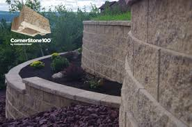 Cornerstone Landscape And Design Mutual Materials Starts Production Of The New Look And