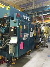 cincinnati milacron model 375 48 375 ton injection molding cincinnati milacron model 375 48 375 ton injection molding machine well maintained