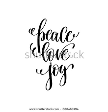Peace Love Joy Quotes Adorable Peace Love Joy Quotes Stunning Peace Love Joy Hand Lettering
