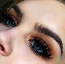 easy eye makeup tutorial for blue eyes brown eyes or hazel eyes