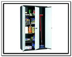 Rubbermaid Plastic Storage Cabinet 36x18x72 Plastic Storage Cabinets