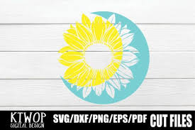 Some sunflower svg may be available for free. Sunflower And Moon Art Graphic By Ktwop Creative Fabrica In 2020 Vinyl Decal Paper Moon Art Mug Art