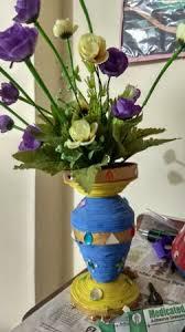 Paper Flower Pots Handmade Paper Flower Pots