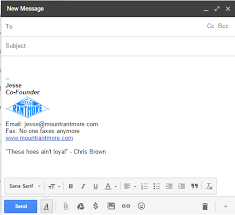 work email signatures 12 funny email signatures that hr will really hate mount rantmore