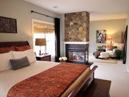... Create A Sitting Area Next To The Bedroom Fireplace