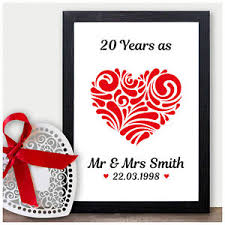 image is loading 20th wedding anniversary gift china 20 twenty years
