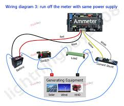 digital ammeter wiring diagram images usefulldata digital dc ac amp meter wiring diagram