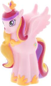 <b>My</b> Little Pony <b>Игрушка для ванной</b> Пони Каденс со световыми ...