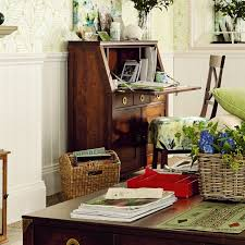 Office bureau desk Craft Bureaustyle Desks May Be Considered Oldfashioned But When You Think About It Are Actually Perfect For Use As An Occasional Home Office The Furniture Co Bureau Desks The Furniture Co