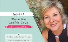 4: Share the Cookie Love with Maryann Rollins | The Bearfoot Baker