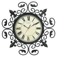 chaney instruments atomic wall clock chaney 13 5 in jumbo lcd digital wall clock beautiful indoor