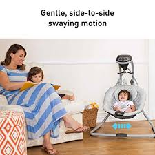 Amazon Com Graco Simple Sway Swing Baby