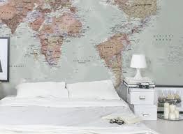 Behang Slaapkamer Rustig Cool Badkamer Behang Voor Volwassen