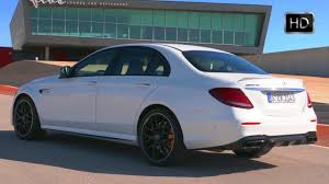 2018 mercedes benz amg e63 sedan. exellent sedan 2018 mercedesamg e 63 s 4matic sedan white exterior u0026 interior design  overview hd intended mercedes benz amg e63 sedan