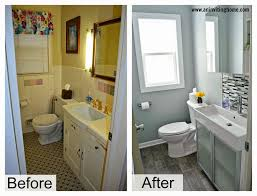 Small Picture Diy Bathroom Remodel Cheap DIY Bathroom Remodel on a BudgetBest