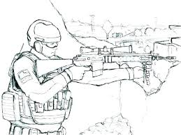 Army Coloring Pictures 2oclockorg