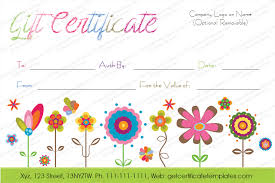 Gift Certificate Word Template Free Fascinating 48 Awesome Christmas Gift Certificate Templates To End 4817