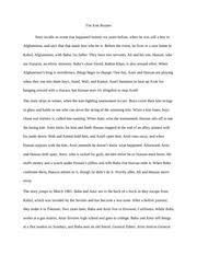 tom sawyer essay tom sawyer an imaginative and mischievous boy 2 pages the kite runner essay