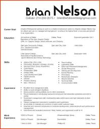 How To Make Resume Format On Microsoft Word Resumes Cv Template