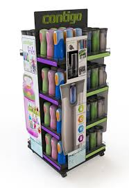 Crisp Display Stand Enchanting Retail Floor Display Stands Retail Marketing Display Group
