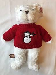 herrington teddy bear cheesecake factory collectible strawberry