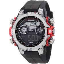 top 10 waterproof watches armitron sport men s 40 8251org sport watch