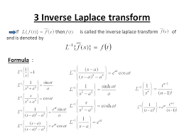 Case Study On Laplace Transform Ppt Video Online Download