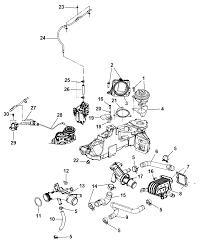 2007 dodge nitro egr system diagram i2253609