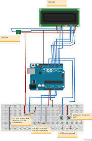 diagram of the voltmeter using arduino is shown in the figure below diagram of the voltmeter using arduino is shown in the figure below arduino ohm meter and