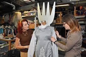 Marilyn Johnson Sewing Design Studio Halloween Is Crunch Time For Laurel Costume Design Shop