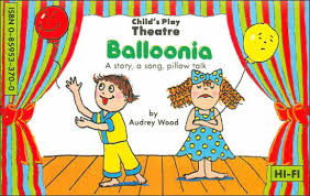 balloonia magic shoelaces by audrey wood audiobook cassette barnes noble