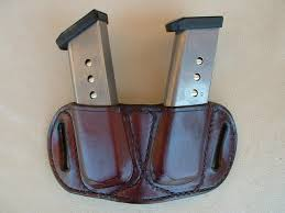 Leather Magazine Holder Gun Fascinating Garrity's Gunleather Belt Magazine Pouches