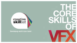 bie creative skillset presents the core skills of vfx bie creative skillset presents the core skills of vfx