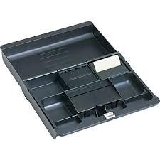office drawer dividers.  Office 3Mu0026trade Black Plastic Adjustable Desk Drawer Organizer Inside Office Dividers L
