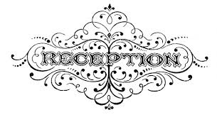 Wedding Reception Logo Design