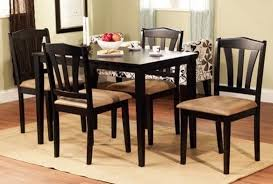 news dining room table and chair sets on black dining room dark wood dining room set