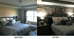 wood accent wall bedroom plain in the no thanks of south mi wanted a distressed barn