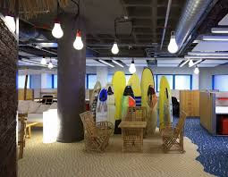 google office furniture. splendid office decor lounge image of google in india furniture