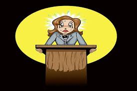 Public Speaking Definition Among The Fear Of Heights Darkness Spiders And Death Fear Of