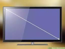 How Does One Calculate A Televisions Height And Width Based