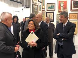La presidente del Senato Casellati apre la 30^ ArtePadova ...