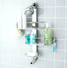 shower shelves ideas built