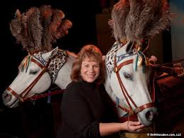 Christensen isn't horsing around with latest museum project