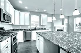 best of grey granite countertop or white kitchen cabinets with black granite countertops dark grey granite