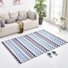 Designer Striped Carpet Amazon Com Csq Striped Rug Designer Minimalist Style